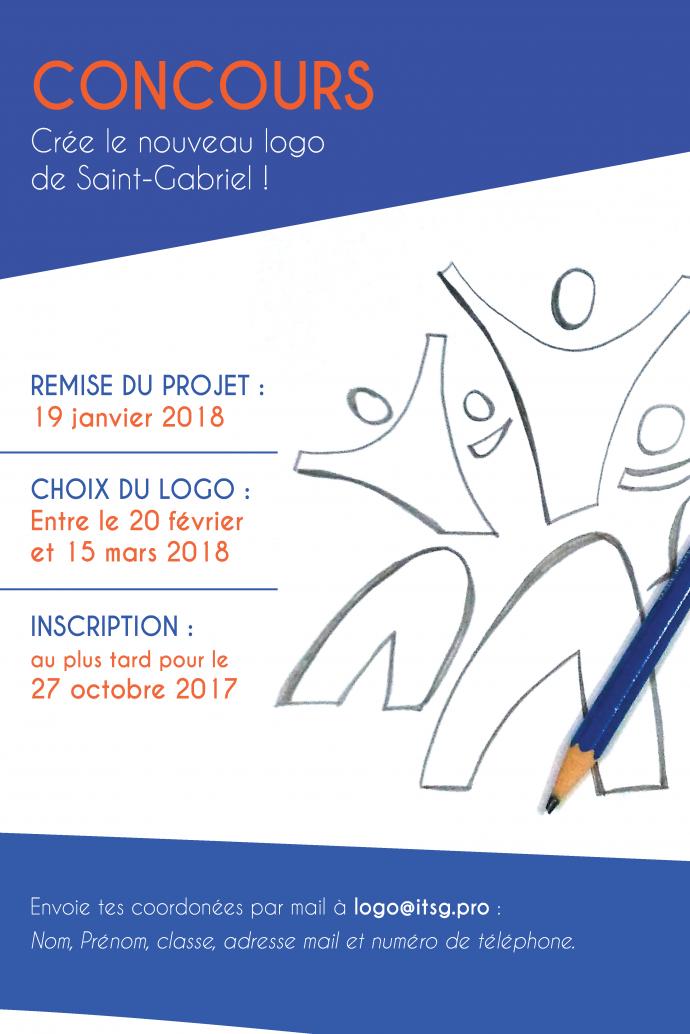 Affiche du concours de Logo ITSG